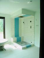 Tile Setter Ceramic Tile Install