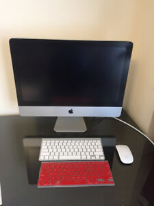 Apple Imac mid 2011 with upgraded RAM