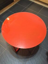Next red coffee table