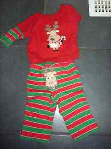 0-3 month xmas outfit