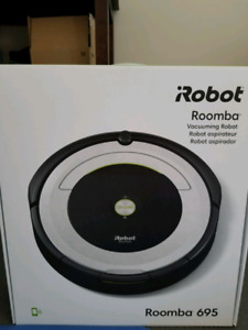 BRAND NEW IROBOT ROOMBA 695