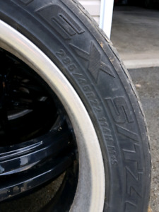 """Wheels and Tires 22"""" $600 OBO"""