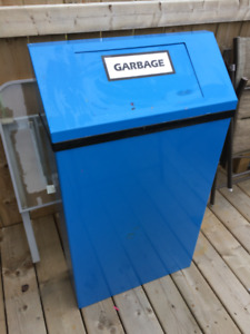 Commercial Garbage Cans.
