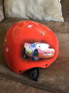 Disney Lightening McQueen helmet