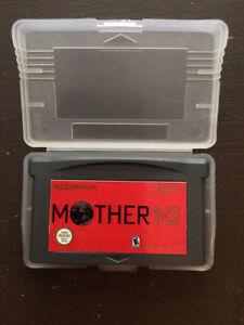 Mother 1 et 2 Earthbound Nintendo Gameboy Advance GBA