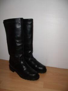 """"""" COLLEGE aqua """" bottes d'hiver --- FIT  size 9  US / 40 EU"""