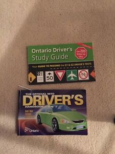 DRIVERS HANDBOOK AND STUDY GUIDE