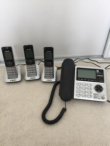 VTech Cordless/Corded Home Phones