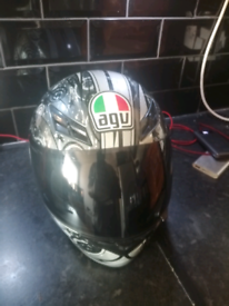Agv motorcycle helmet size large
