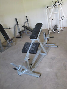 Start your own gym - with used fitness equipment