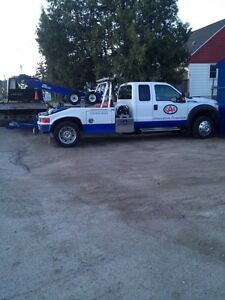 Innovative Roadside Assistance. Towing services