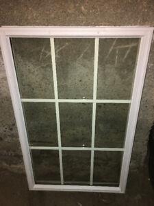 """24"""" X 38"""" Exterior Glass Door Insert"""