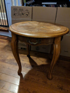 Moving Sale - small table