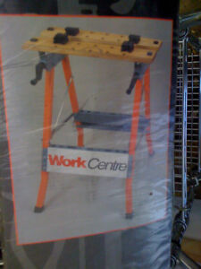 Brand new work centre portable bench