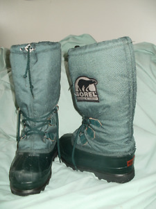 Women's Lined Sorel Winter Boots