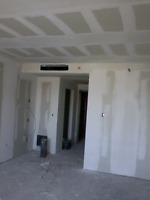 Drywall taper and Painter