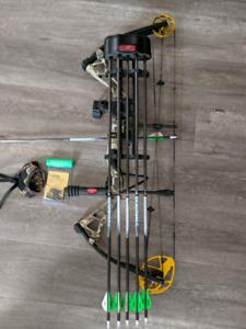 Compound bow, excellent condition.