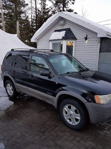 Ford Escape XLT V6 4x4 188 500 km