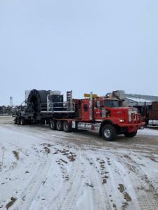 Equipment Transportation