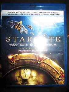 Stargate - The Ark of Truth/Continuum - Double Pack Blueray