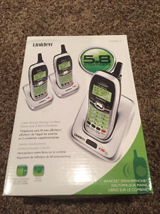 Uniden 5.8 GHz Home Phone Set