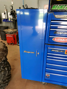 Snap on tool box  (side cabinets only)