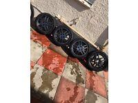 Vectra Sri wheels 4x100
