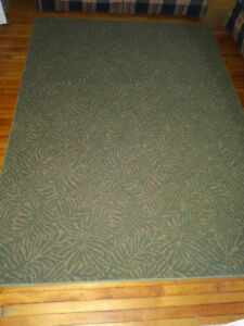 Area Rug in very good shape, no stains. 5x7 feet. Welland