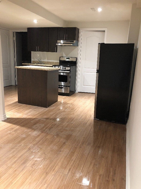 Basement In Toronto For Rent. 1 Bedroom Basement Apartment For Rent In Markham 900