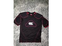 Canterbury rugby armor