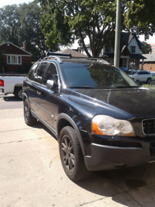2006 VOLVO XC90 FOR SALE SPARES OR REPAIRS