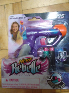 toy nerf rebelle