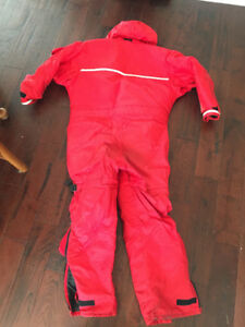 Buoy-o-Boy Survival Suit - Small