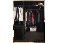 IKEA wardrobe - under offer
