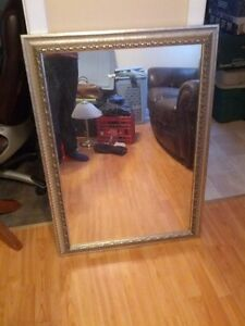 Big Rectangular Mirror