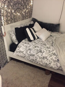 IKEA Queen Bed for Sale. Pick Up Only.