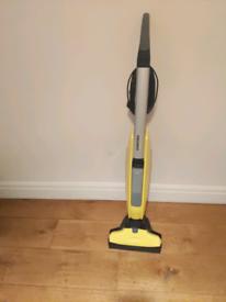 Karcher FC5hard floor cleaner used once