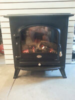 Dimplex Electric Stove Fireplace