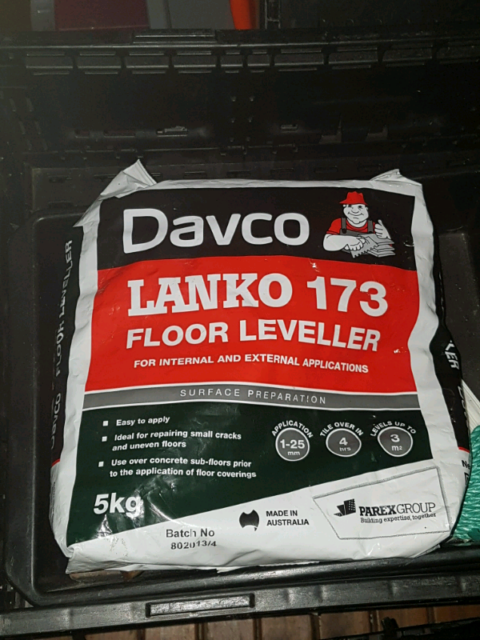 LANKO 173 DAVCO 5KG BAG | Building Materials | Gumtree