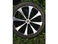 "Alloy wheels 17"" motor sport"