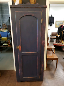 Antique painted Canadian Cupboard