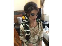 Professional Asian Bridal makeup & hair artist