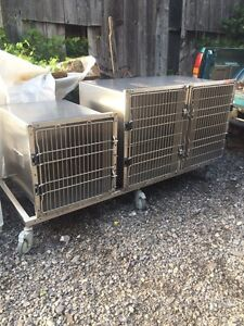 Shor- line animal cages
