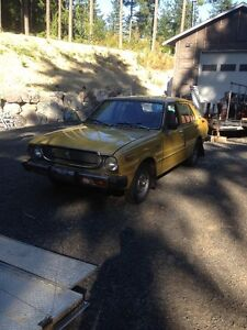 1976 corolla 2-tc engine and a40 trans