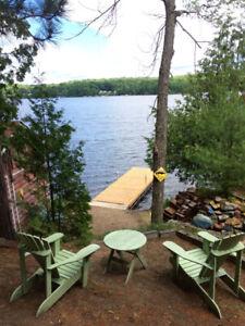 Waterfront Cottage Rental