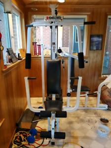 Weider 9635 Pro Home Gym