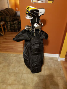 TaylorMade Right-hand Golf Clubs