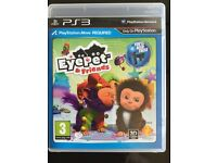 Sony PlayStation 3 PS3 Eyepet & Friends (PlayStation Move & PlayStation Eye)
