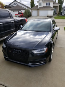 2013 Audi S4 Mint Condition Winter Tires Included!
