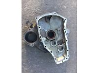 Classic mini clutch flywheel housing